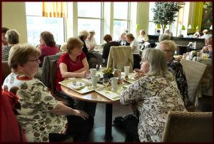 Frauenfrühstück am 6. Mai 2008 - Regionalgruppe Berlin-Mitte