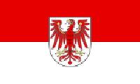 Brandenburg Flagge