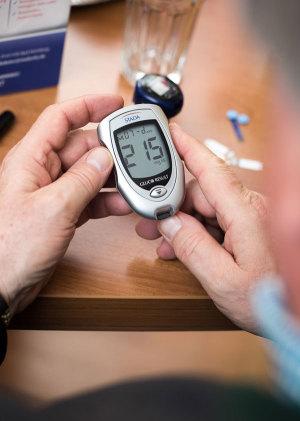 Test eines STADA Blutzuckermessgeraete