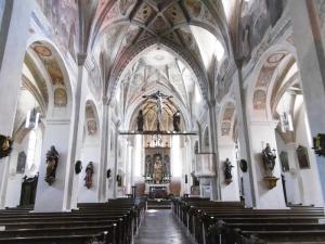 Das Kloster ist jetzt ein Tagungshotel