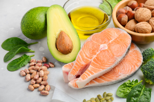 Omega 3-haltige Lebensmittel
