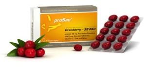 proSan Cranberry-36 PAC-Logo