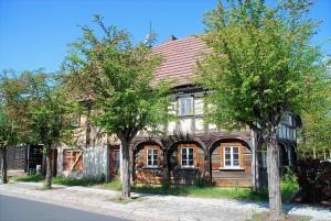 DSC_0074.JPG Umgebindehäuser in Hirschfelde, Leerstand
