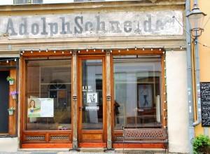 DSC_0132.JPG Adolf Schneider gibt es hier wohl schon lange nicht mehr