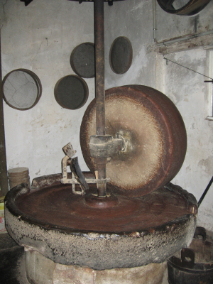 Walnuss-Ölmühle 1