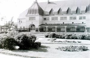 Westerland in den 50ern