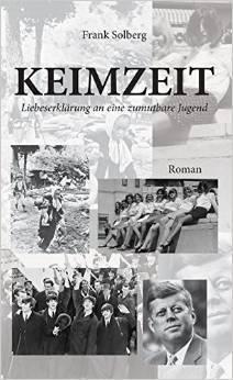 Cover Frank Solberg - Keimzeit,