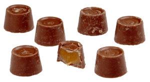 Rolo, Schokolade mit Karamellkern