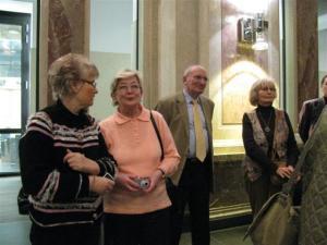 Barhelma, Ingrid und Dieter