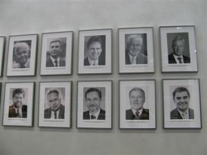 die  Bundesratspräsidenten der letzten Jahre