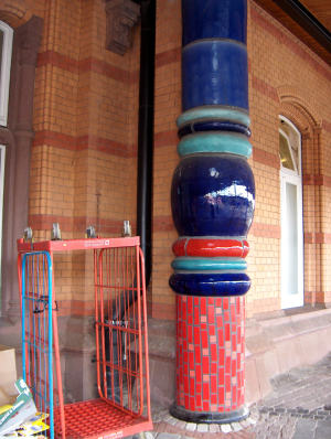 Säulen in allen Variationen