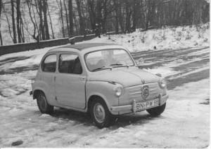 Fiat600 aus dem Jahr 1960