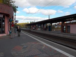 Bahnhofsaussichten