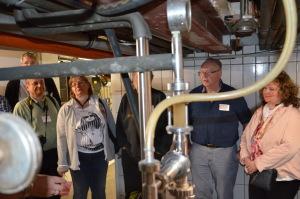 Botschaftertreffen in einer Brauerei Coesfeld 2014