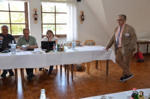 Alexander Wild und Botschafter beim Botschaftertreffen in Coesfeld 2014