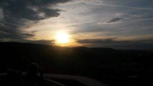Sonnenuntergang 2020 02 16 um 17 08 Uhr