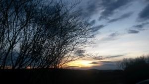 Sonnenuntergang 2020 02 16 um 17 42 Uhr