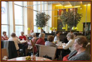 Frauenfrühstück am 13. Januar 2009