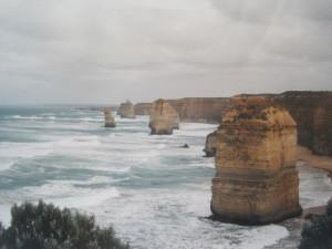 Great Ocean Route,, zwölf Apostel