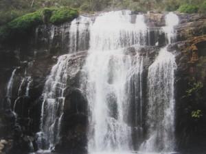 Wasserfall,, The Grampians