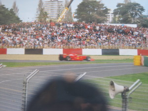 Formel 1 im Albert Park