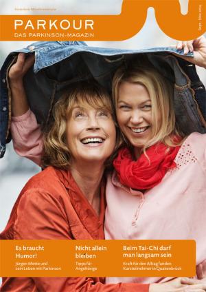 PARKOUR Cover Ausgabe 1, © AbbVie