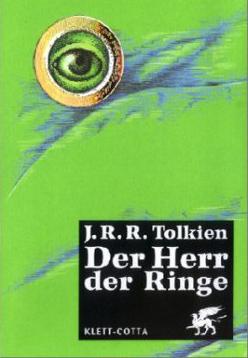 Einband von Der Herr der Ringe