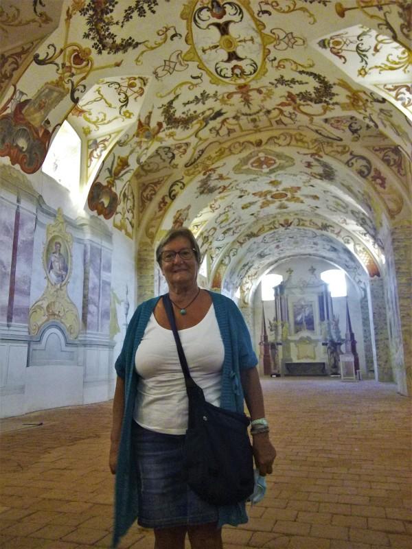 Kloster unter dem Kloster Altenburg