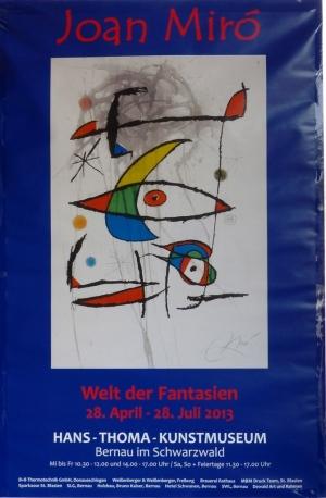 Miró in Bernau