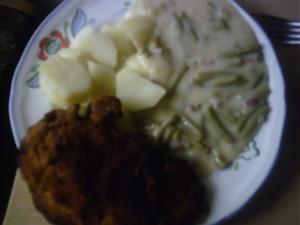 Mecklenburgisch regionale Küche
