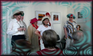 Kabarett 'Die Weisetreter' im Schloß Biesdorf - November 2008
