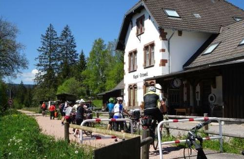 Fahrradtour der Basler Regionalgruppe