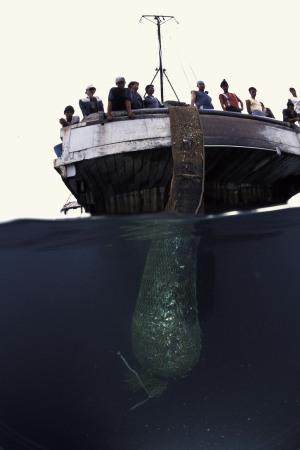 Fischerboot Malaysia