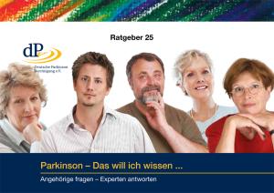 Parkinson - Experten beantworten Fragen von Angehörigen, © DPV