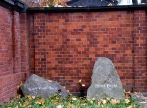 Auf dem Dorotheenstädtischen Friedhof Berlin