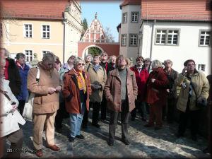 Frauentagsfahrt in den Fläming am 31.03.2009