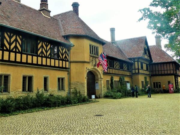 Gebäude des Schlosses Cecilienhofs