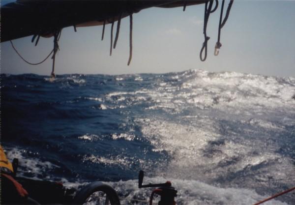 Überfahrt von Milos nach Pholegandros