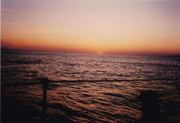 Törn nach Alanya  Sonnenaufgang