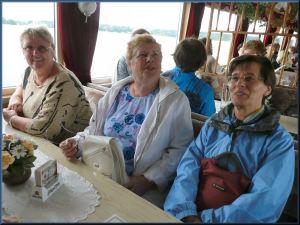 Ausflug nach Waren-Müritz im Juli 2008