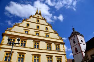 Marktbreit das Seinsheimer Schloss