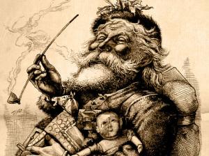 Der historische Weihnachtsmann