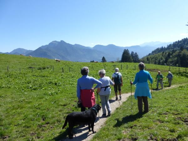 Ausflug der Regionalgruppe Rosenheim