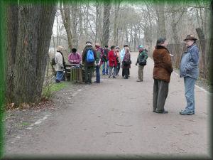 15.02.2008 - Wanderung entlang der Spree