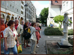 Besuch aus Magdeburg am 24.05.08 in Berlin