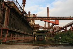 Zeche Zollverein, Kokerei