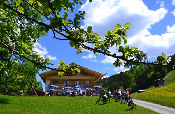 Berggasthof Wamberg