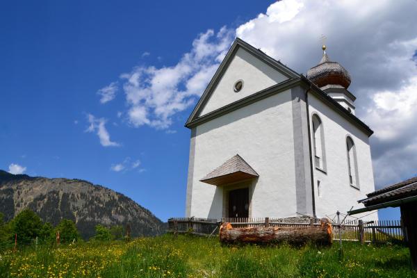 Das Kirchlein St Anna