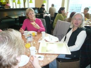 Frauenfrühstück am 16. Februar 2010