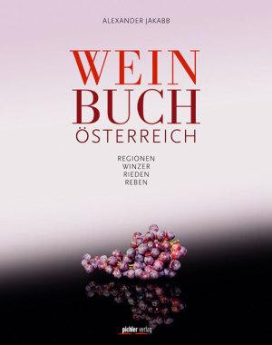 Weinbuch Österreich Verlag Pichler